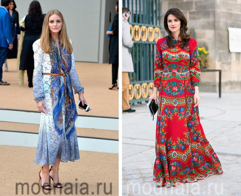 модные платья 2016 фото для женщин за 40