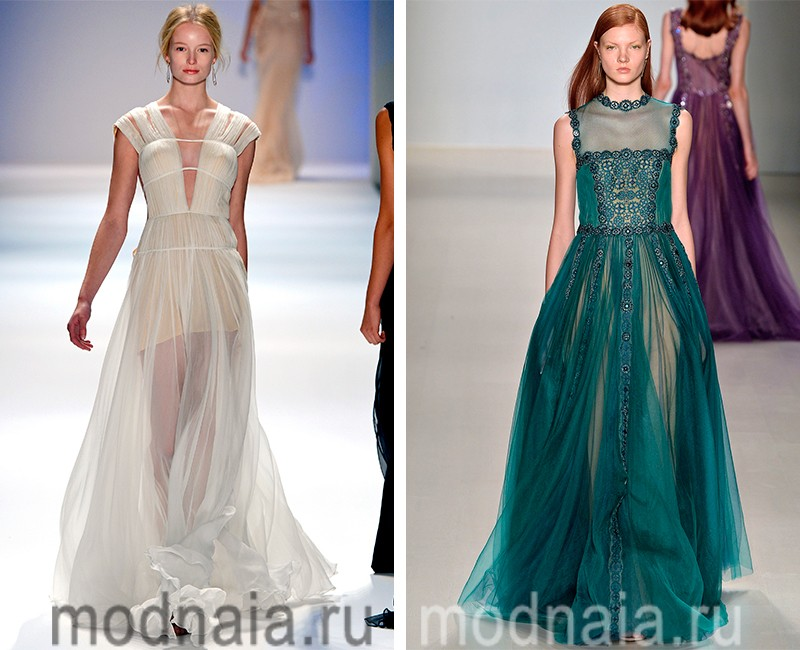 Как купить модные платья при любой фигуре? Секрет от Тадаши Шоджи