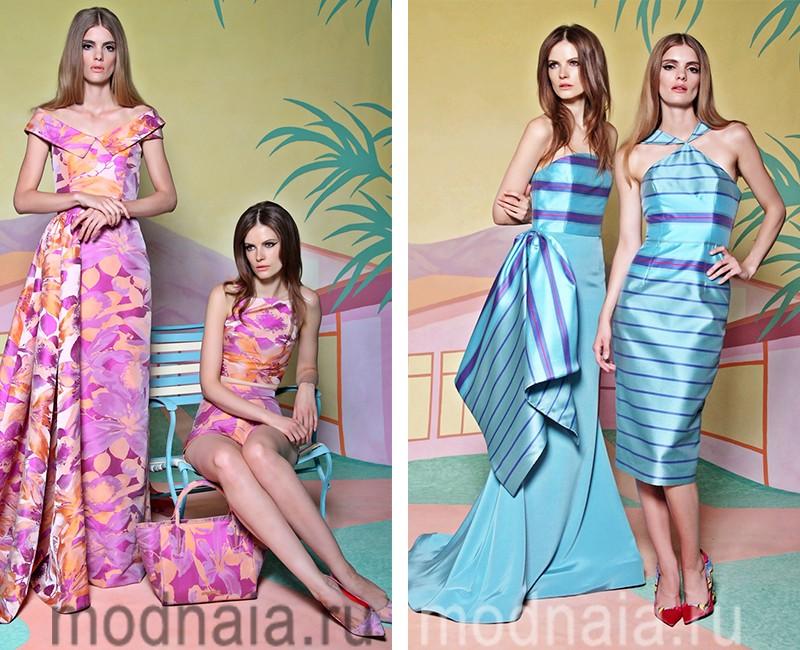 Время коктейля: модные платья – новинки года