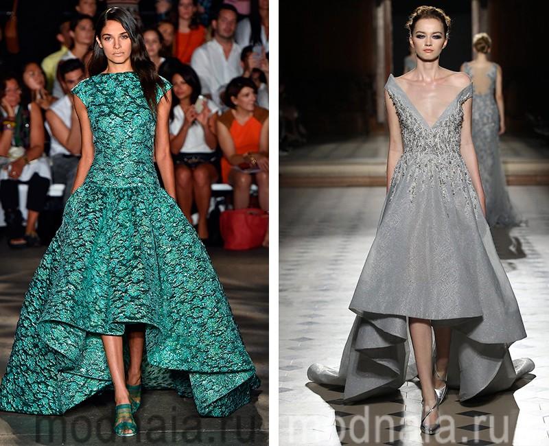 Модные вечерние платья – роскошь и минимализм в одном образе!