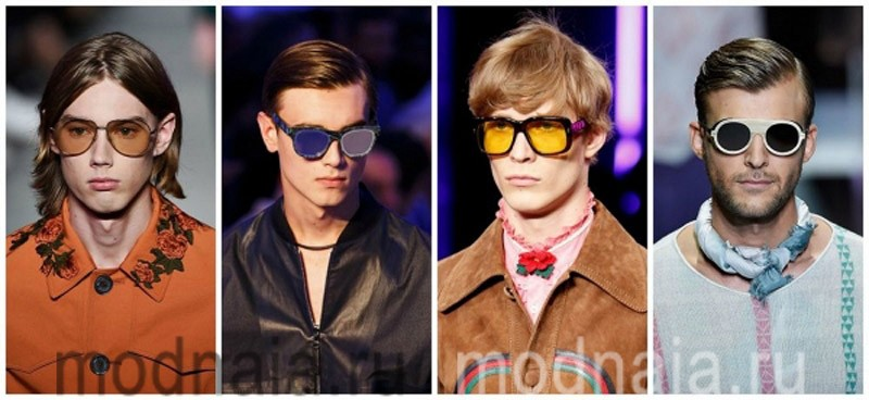 мужские очки 2016 фото