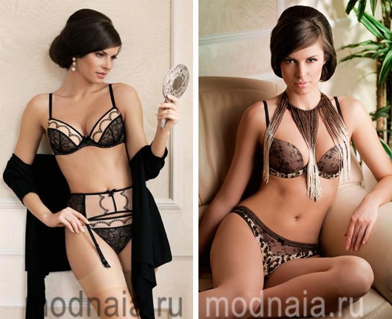Каталог женского белья «Милавица» с ценами полон изыска и утончённости
