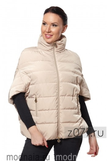 куртка белого цвета