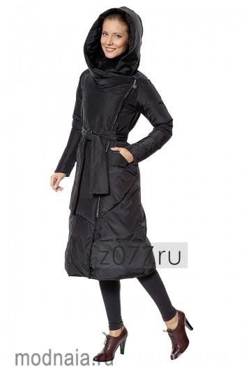 длинная куртка женская