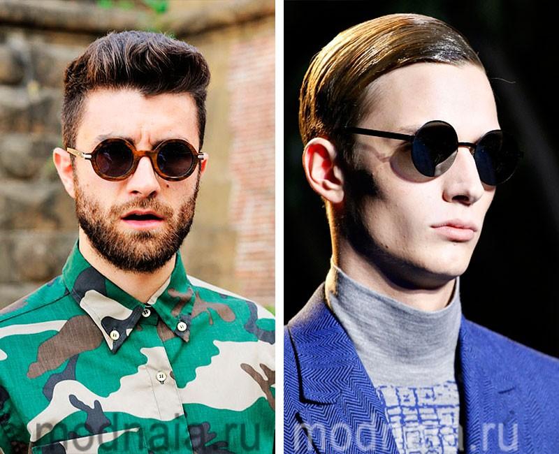 Солнцезащитные брендовые мужские очки. Новинки 2016 года