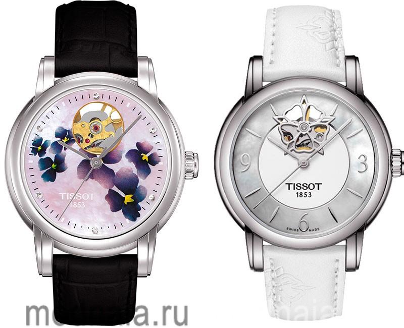 Швейцарские женские часы Tissot— секрет вашей красоты и изящности