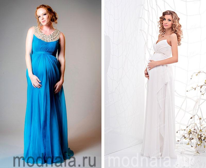 Купить В Интернет Магазине Вечернее Платье Для Беременных