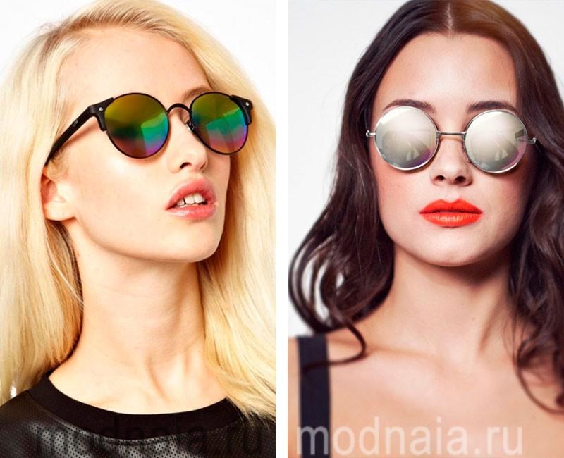 Актуальны ли круглые солнцезащитные очки в 2017 году?
