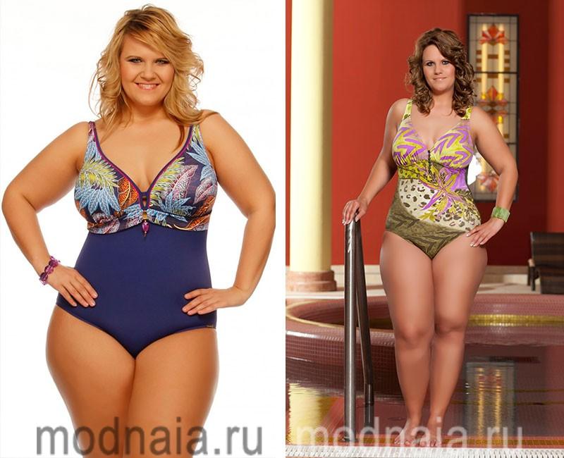 Пляжная одежда для полных женщин интернет магазин