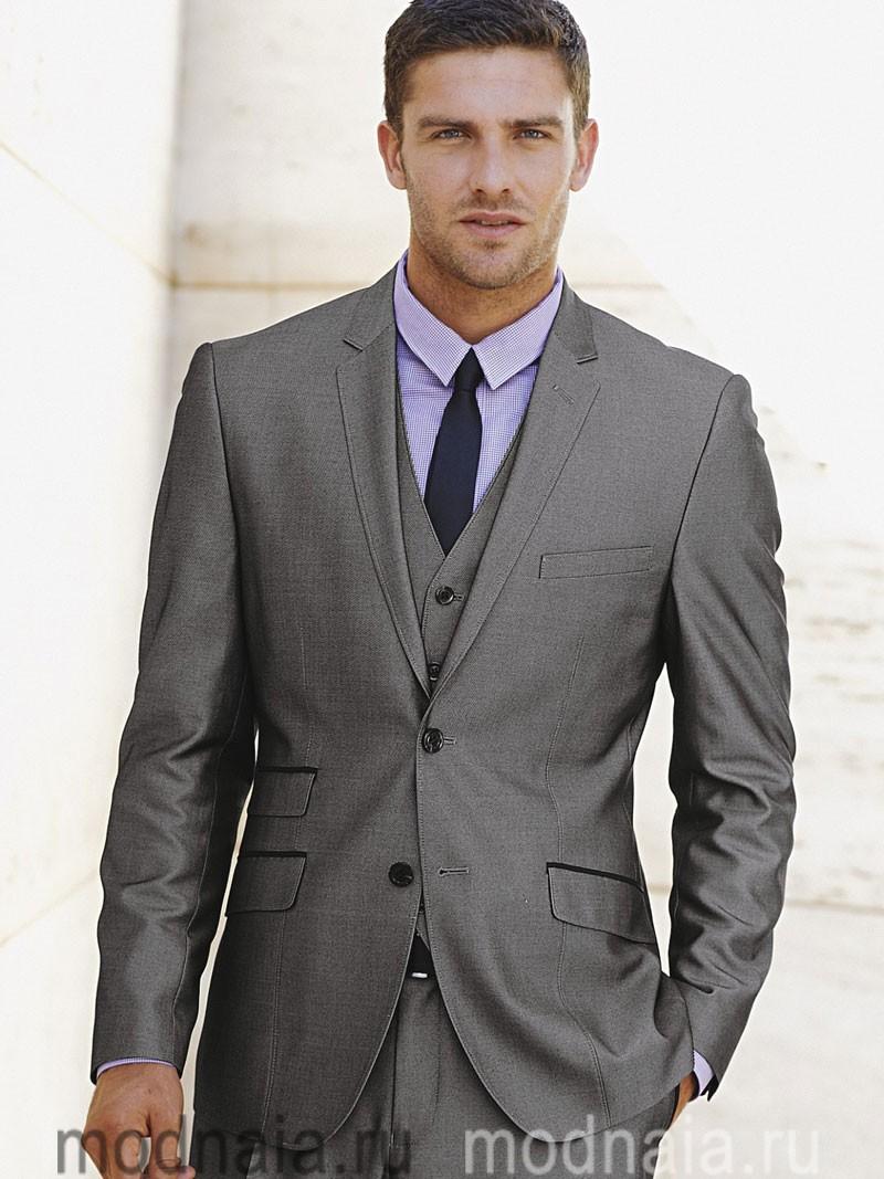 Как выбрать классический костюм для мужчины