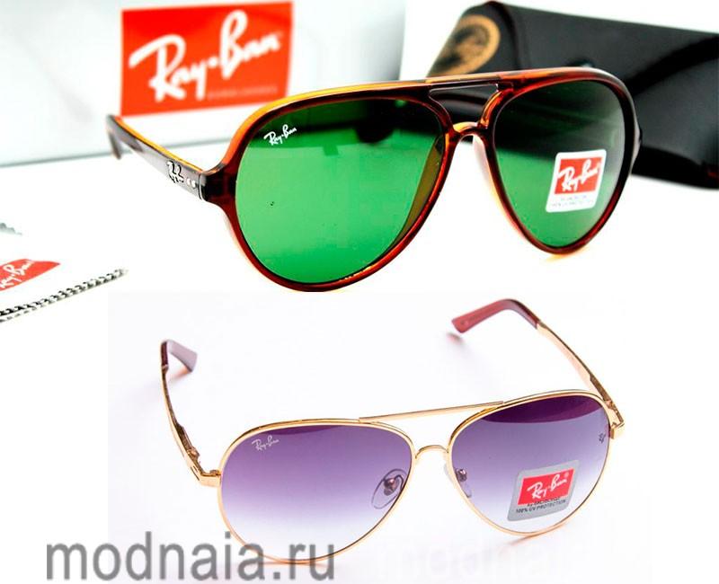 Солнцезащитные очки ray ban – будь в тренде