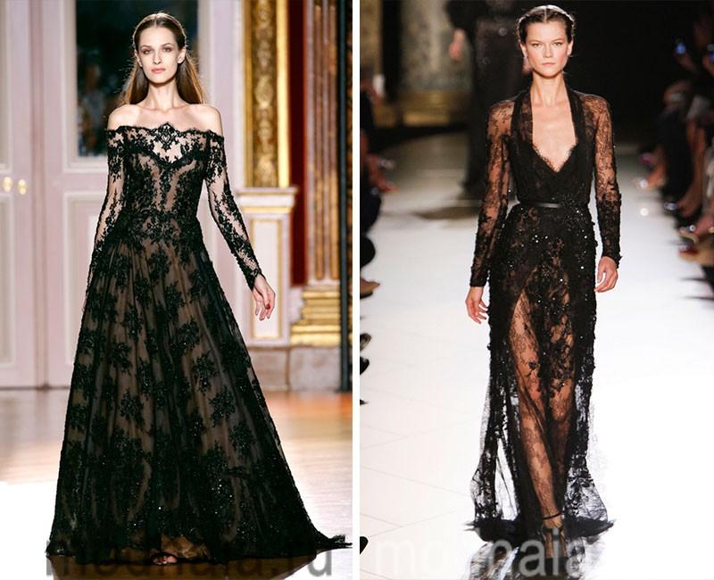 Лучшие вечерние платья осени 2016 года