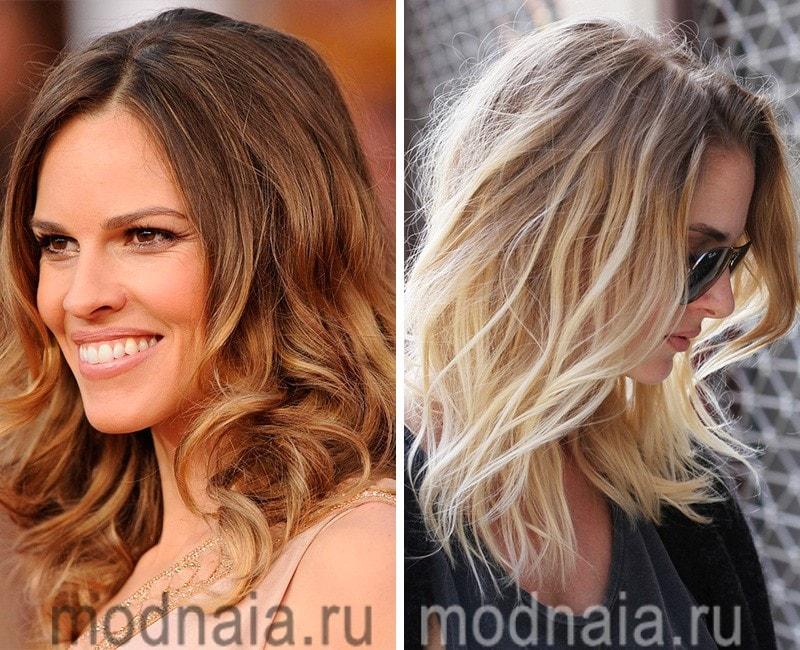 Стрижки женские 2017 фото новинки на длинные волосы
