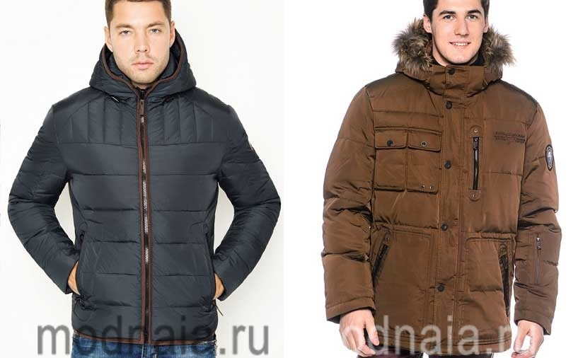 Из пуха и пера: мужские пуховики и куртки