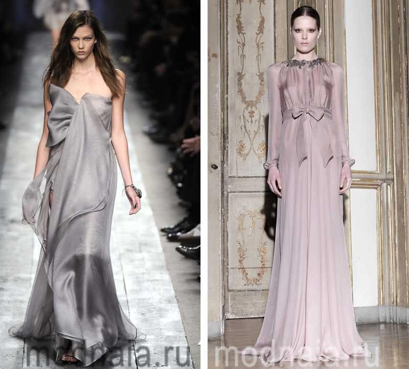 Правила вечернего платья от Валентино