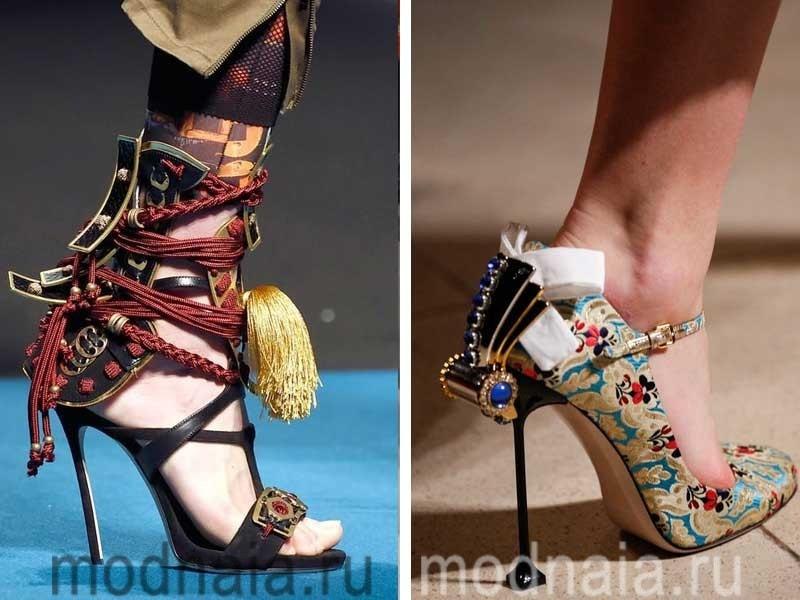 модная обувь весна 2017 фото женскаямодная обувь весна 2017 фото женская