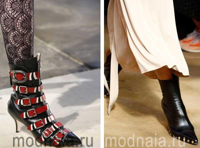 обувь 2016 2017 года модные тенденции фотообувь 2016 2017 года модные тенденции фото