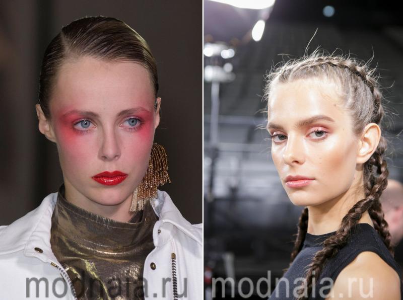 Актуальные тренды макияжа 2017