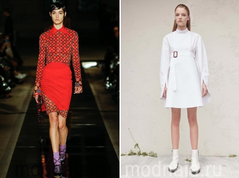 Платья 2017 в деловом стиле