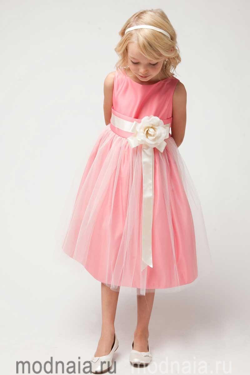 Детские платья на выпускной – самые интересные модные идеи
