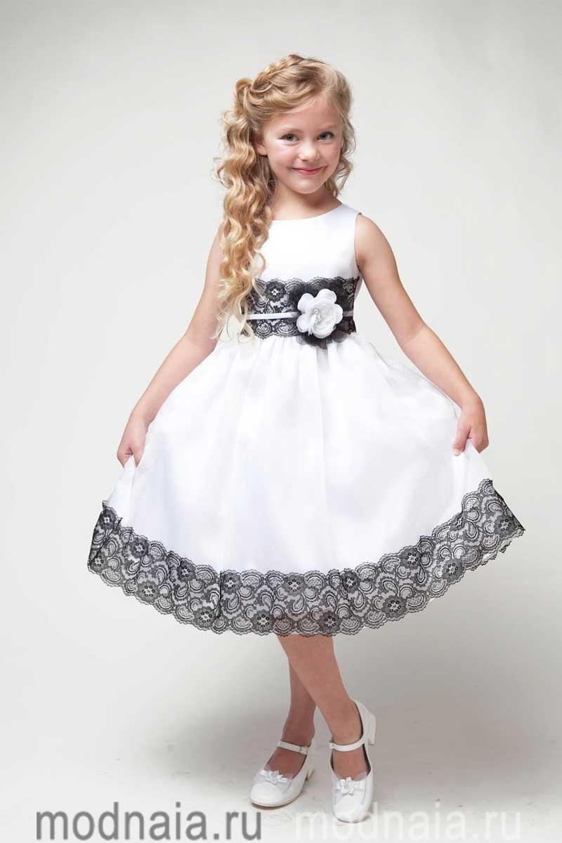Платья модные в детский сад
