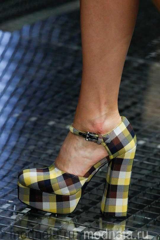 Модная обувь осень 2017 – самые интересные фасоны с фото