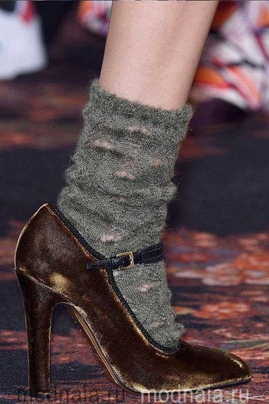модная обувь в сезоне осень 2017 – самые необычные варианты