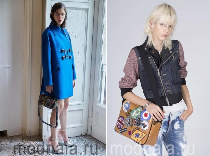 Стильные куртки женские вена 2017