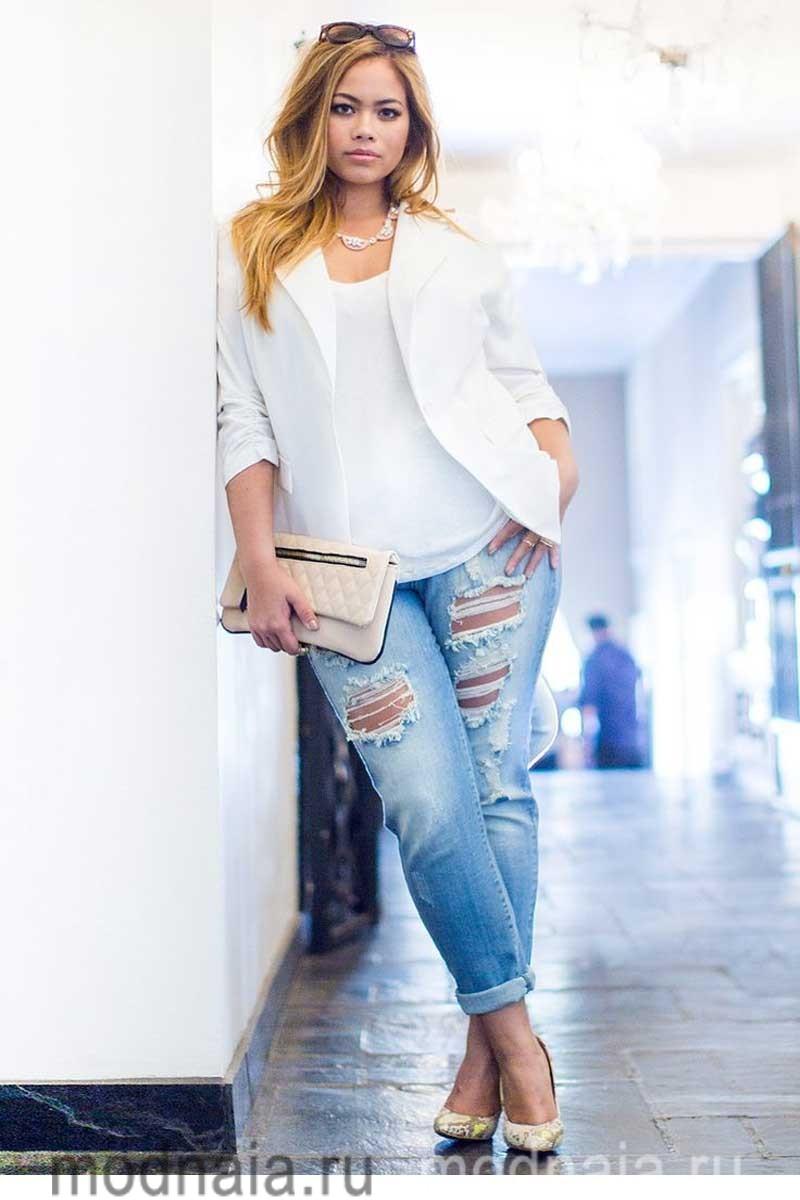 джинсы-для-полных-2017