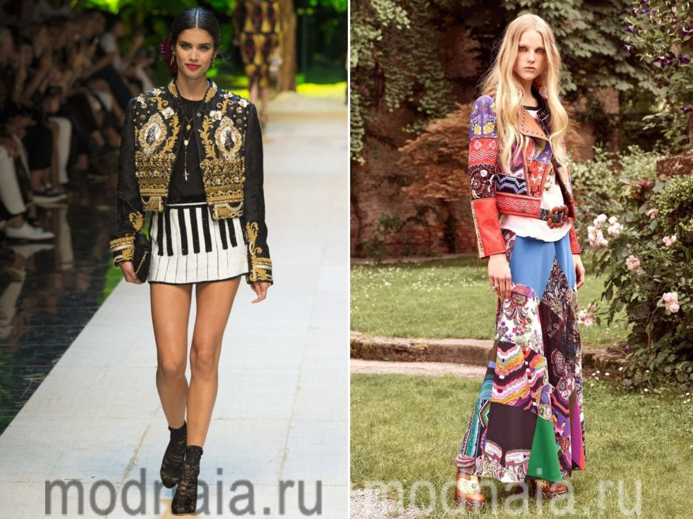 Кожаные куртки женские весна 2017
