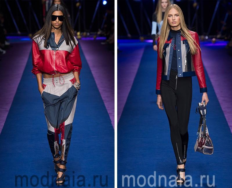 куртки весна 2017 женские молодежные