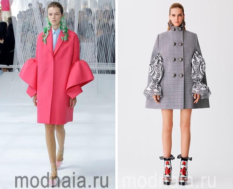 Мода на куртки весна 2017