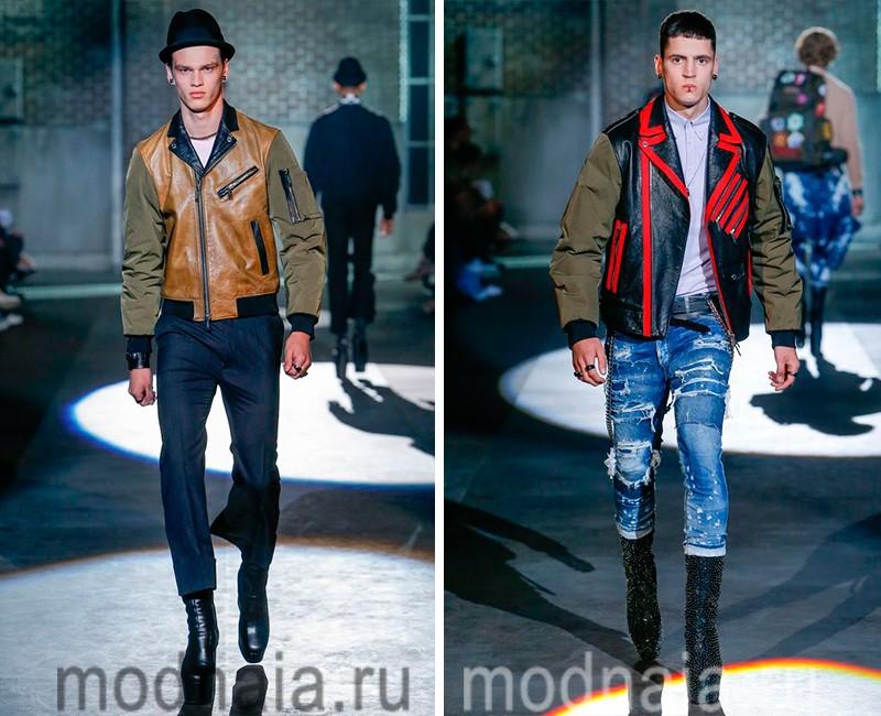 куртки весна 2017 мужские