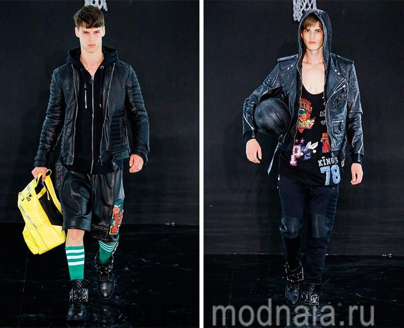 Какие куртки предлагает весна для мужчин в 2017 году