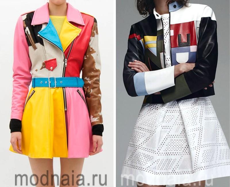 Тренды женских курток весны 2017 года – обзор с фото