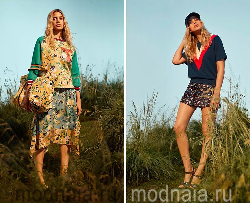 модные юбки весна лето 2017