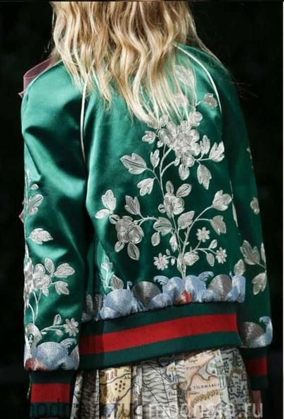 модные тенденции на фото модных курток весны 2017