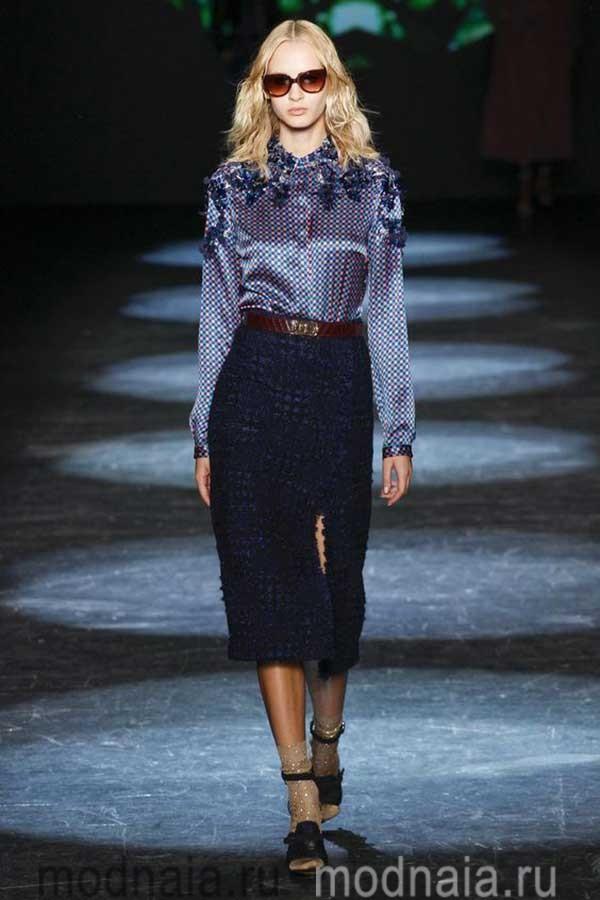 модные-тенденции-блузок-весна-лето-2017-года-Monique-Lhuillier