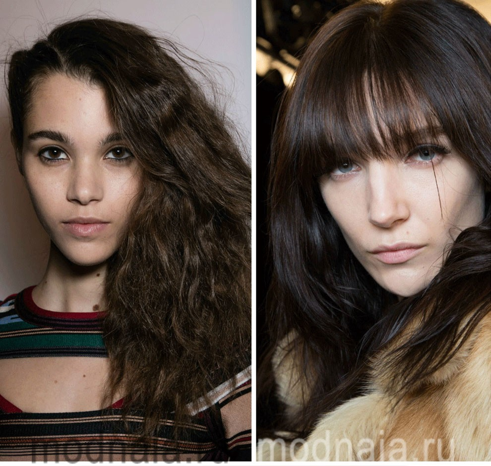 Основные тенденции модных стрижек 2017 с разной длинной волос