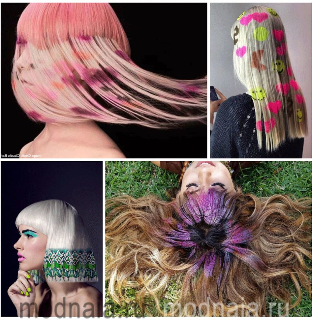 Основные тенденции модных стрижек и окрашивания волос в 2017 году