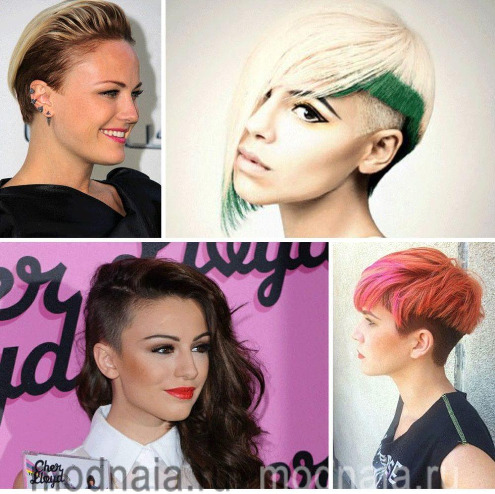 Модная стрижка 2017-2018 длинные волосы
