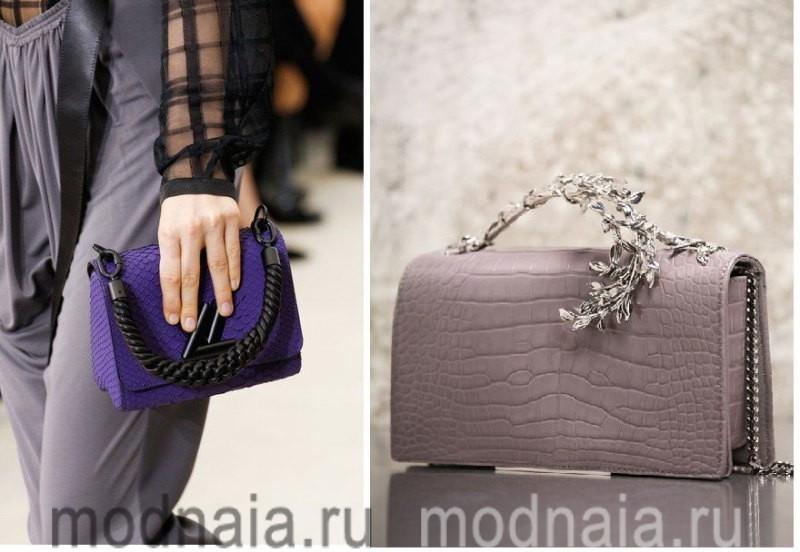 модные сумки: тенденции 2017 года - классические варианты