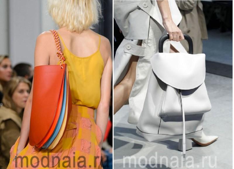 модные сумки: тенденции 2017 года - большие сумки