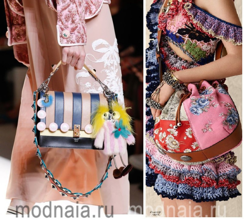 Сумки 2017 года: модные тенденции - маленькие сумочки