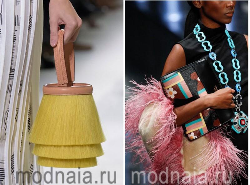 Сумки: модные тенденции 2017 года - оригинальные модели