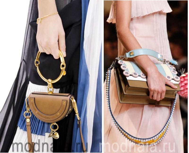Модные сумки: тенденции 2017 года - такие разные модели