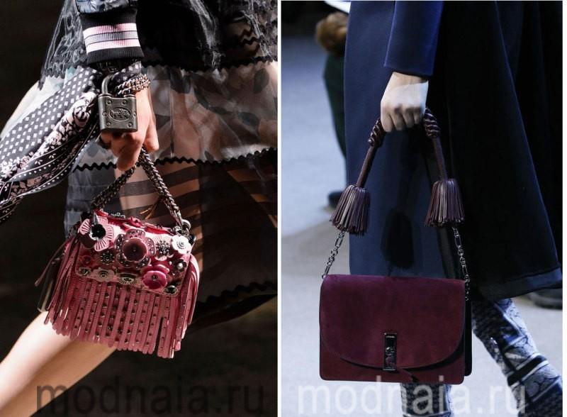 Модные сумки 2017 года: тенденции - стиль бохо