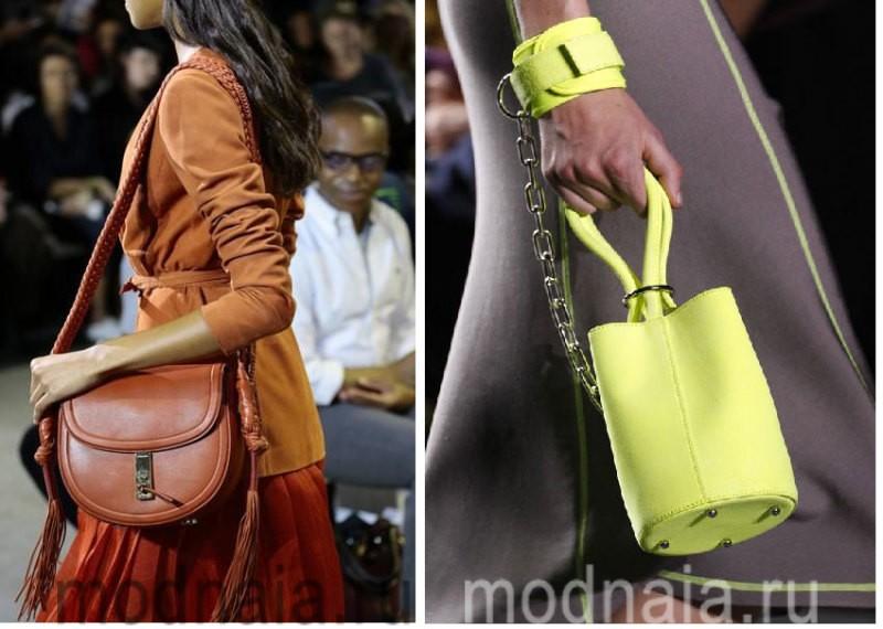 Модные сумки: тенденции 2017 года - лучшие оттенки