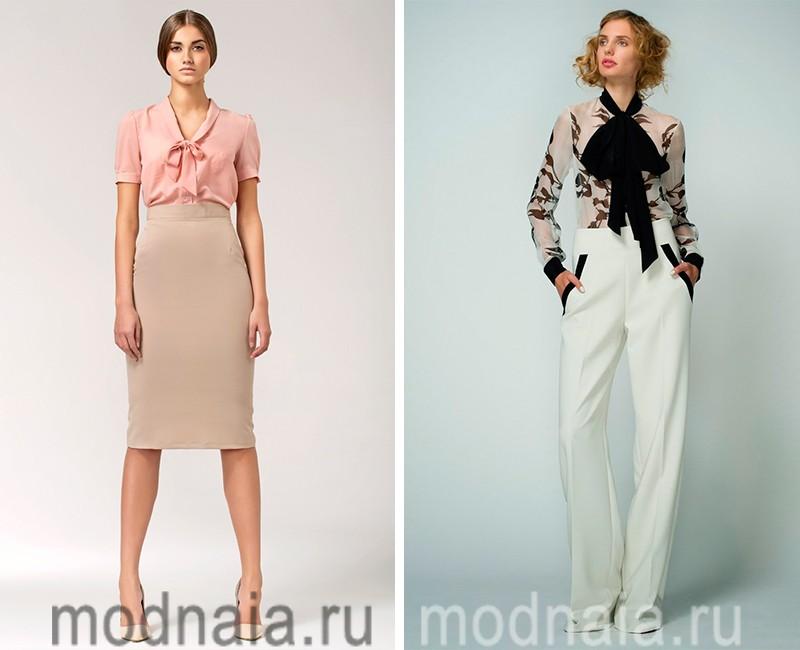Мода 2017 Весна Лето Блузки