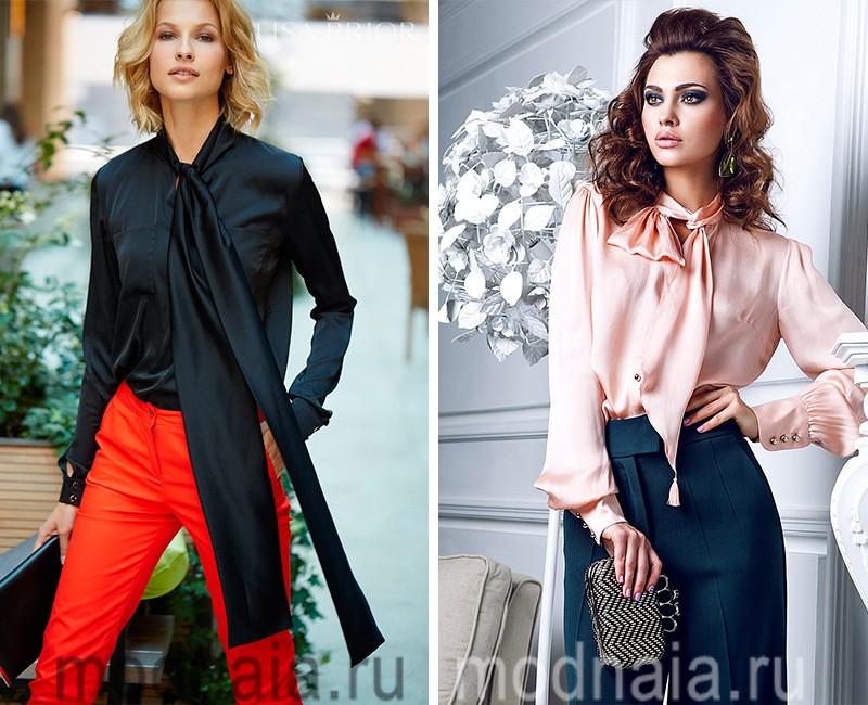 Модные красивые блузки с доставкой